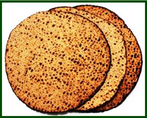 10 matza bread